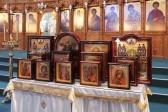Божественная литургия в храме святого апостола Варнавы. Фото Кирилла Новотарского. Патриархия.ру (2)