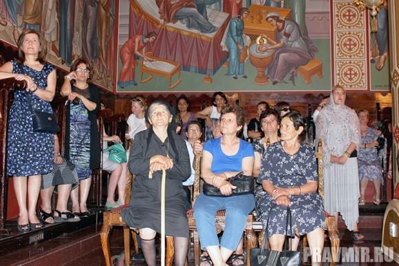 Патриарх Кирилл в Киккском монастыре (34)