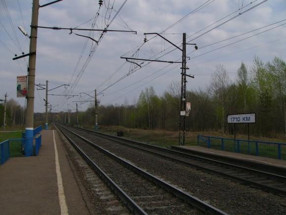 1710й километр. Автор Костя Попов. Фото с сайта panoramio.com