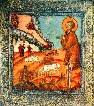Святой праведный отрок Артемий Веркольский