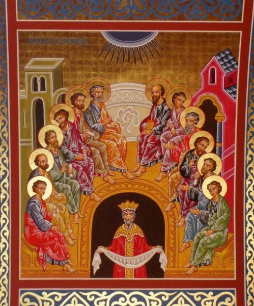 Святая Троица. Пятидесятница (63)