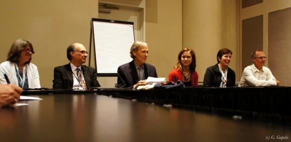 Встреча с правлением Американской Ассоциации независимых книгораспространителей.
