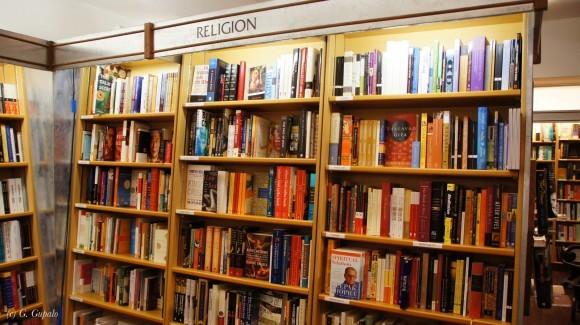 Раздел Религия.