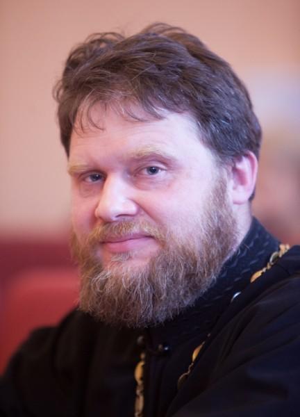 Священник Димитрий Лин - клирик храма святителя Николая на Трех горах