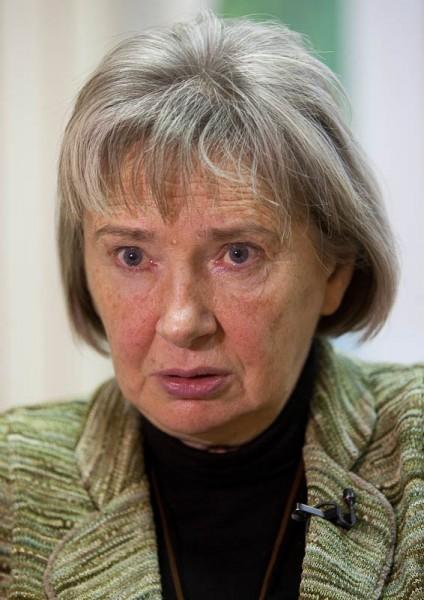 Наталья Сухинина
