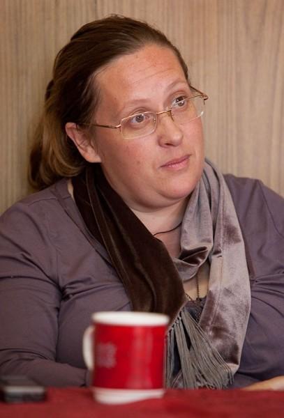 Екатерина Бурмистрова. Фото Юлии Маковейчук
