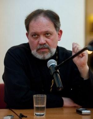Священник Александр Дьяченко. Фото Юлии Маковейчук