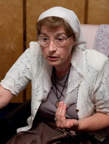 Наталия Сахарова