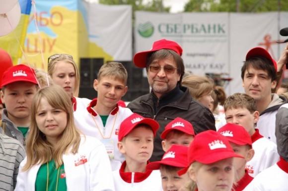 С Юрием Шевчуком
