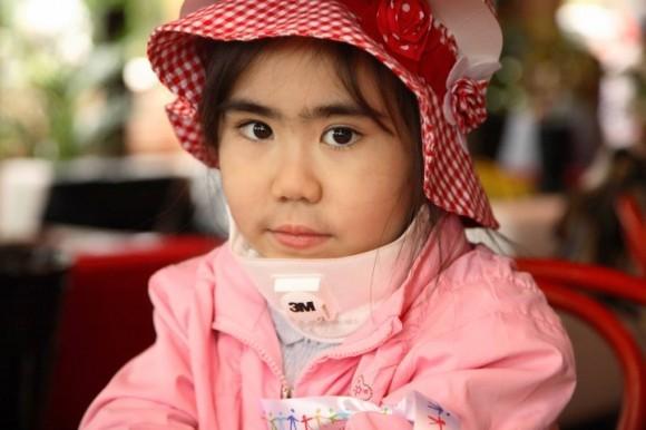 Нара Бисенталиева, 7 лет, Астрахань, пациентка РДКБ