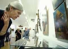 Выставка «Народная икона»: о духовном и душевном искусстве (+фото)
