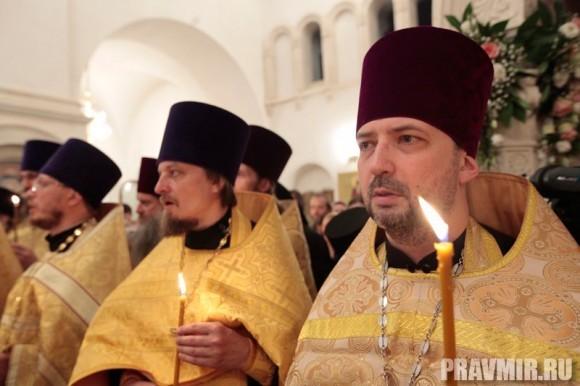 Мощи святого Лазаря Четверодневного в России. Фото Владимира Ходакова (17)