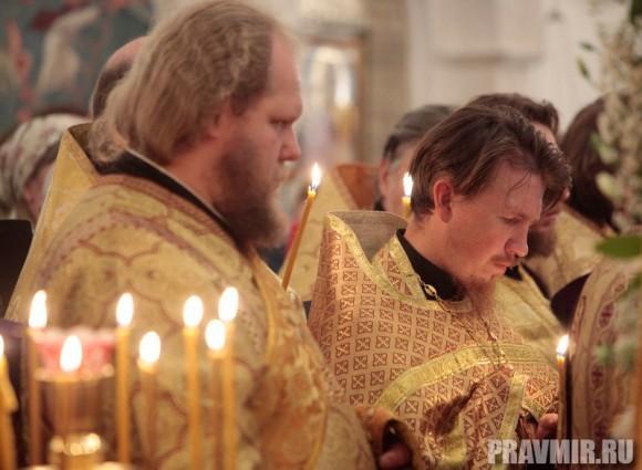Мощи святого Лазаря Четверодневного в России. Фото Владимира Ходакова (19)