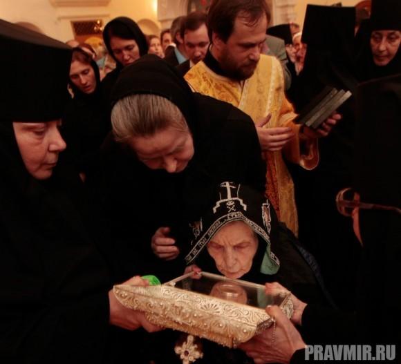 Мощи святого Лазаря Четверодневного в России. Фото Владимира Ходакова (25)