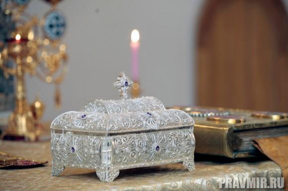 Мощи святого Лазаря Четверодневного в России. Фото Владимира Ходакова (27)
