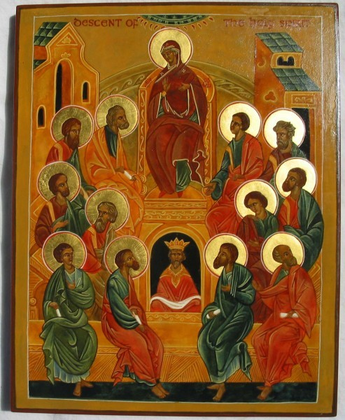 Святая Троица. Пятидесятница (29)