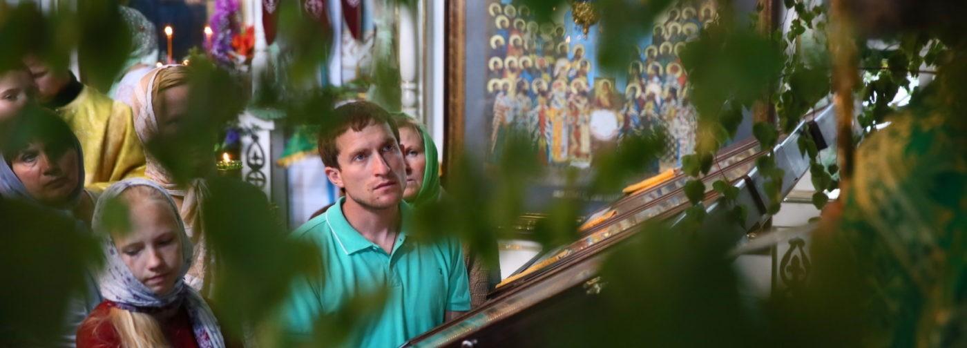 Мысли на день Пятидесятницы: о рассеянии христиан и будущем сборе урожая