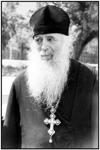 Архимандрит Георгий 22.06.1941 — 2.10.1998
