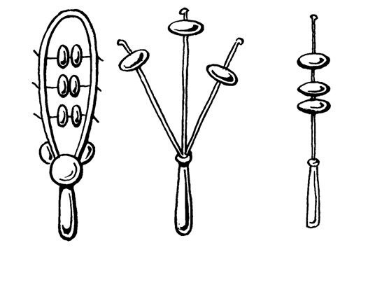 Библейские музыкальные инструменты