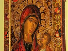 Откровение о Матери Мессии