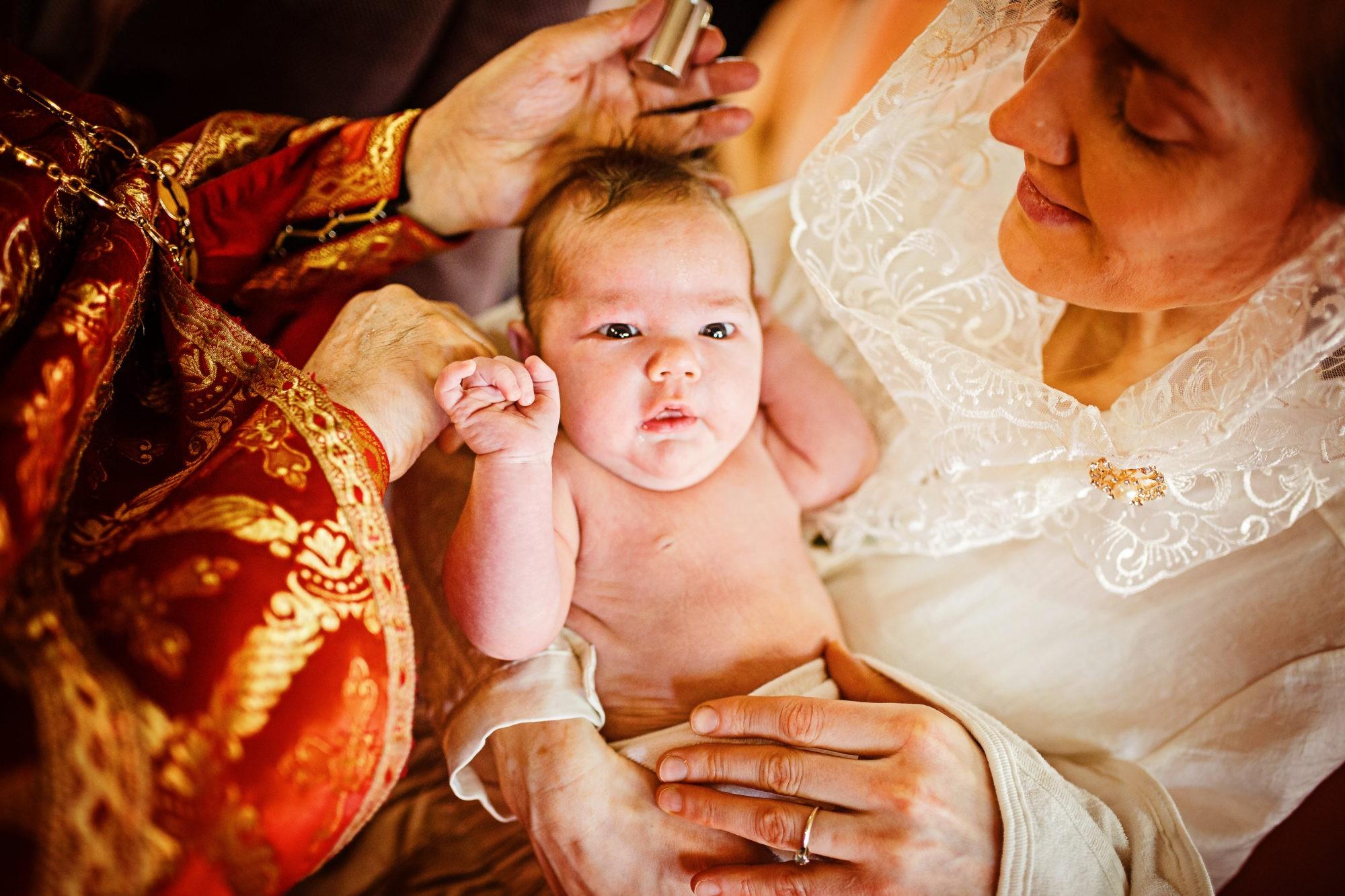 Крещение. Как выбрать фотографа?