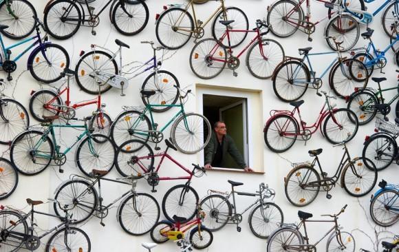Магазин и пункт проката велосипедов. Германия, 2011 год