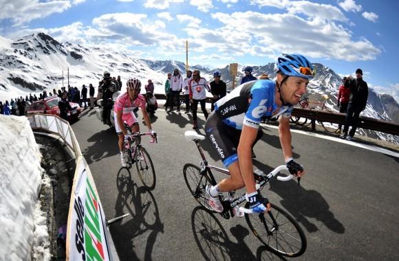 Велогонки. Италия, 2012 год
