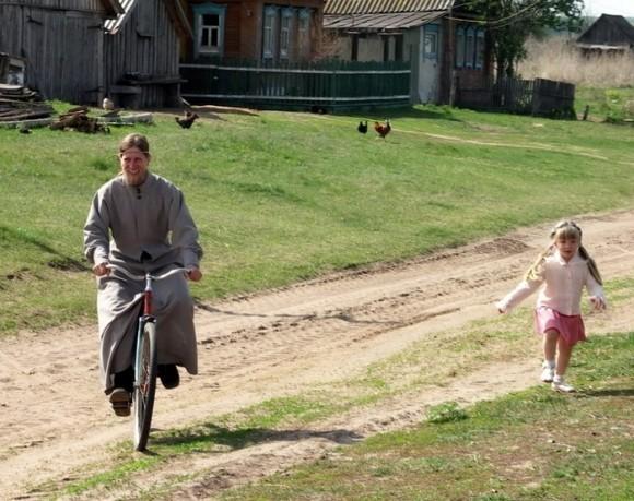 Росинант сельского священника. Фото с сайта http://daypic.ru