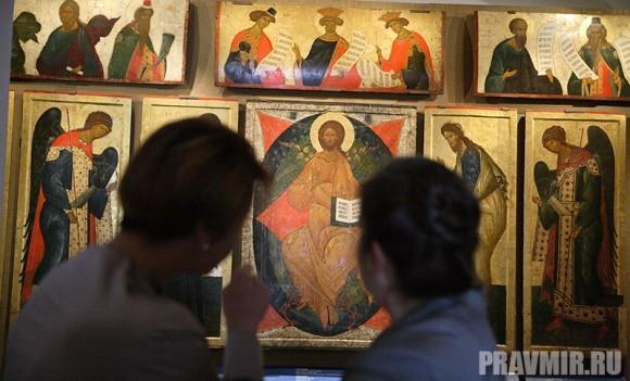Иконостас Кирилло-Белозерского монастыря в Кремле. Фото Ксении Прониной (22)