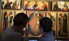 Иконостас Кирилло-Белозерского монастыря – 58 икон (+ 60 ФОТО)