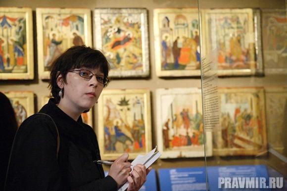 Иконостас Кирилло-Белозерского монастыря в Кремле. Фото Ксении Прониной (23)
