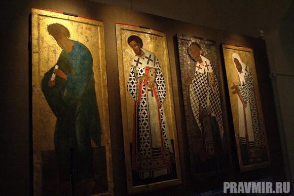 Иконостас Кирилло-Белозерского монастыря в Кремле. Фото Ксении Прониной (28)