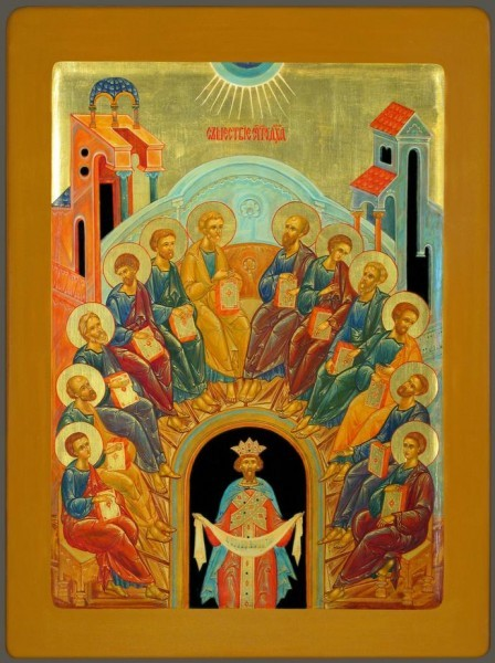 Святая Троица. Пятидесятница (45)
