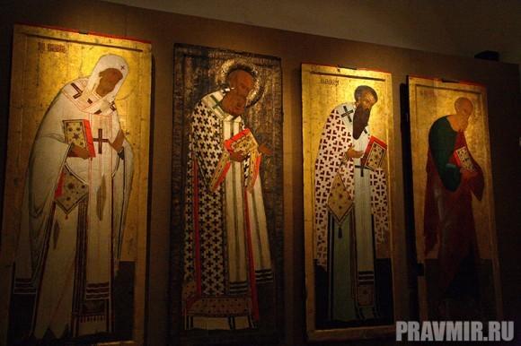 Иконостас Кирилло-Белозерского монастыря в Кремле. Фото Ксении Прониной (35)