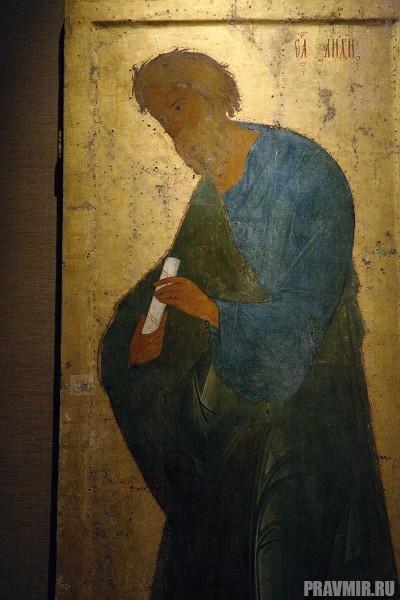 Иконостас Кирилло-Белозерского монастыря в Кремле. Фото Ксении Прониной (38)