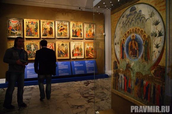 Иконостас Кирилло-Белозерского монастыря в Кремле. Фото Ксении Прониной (50)