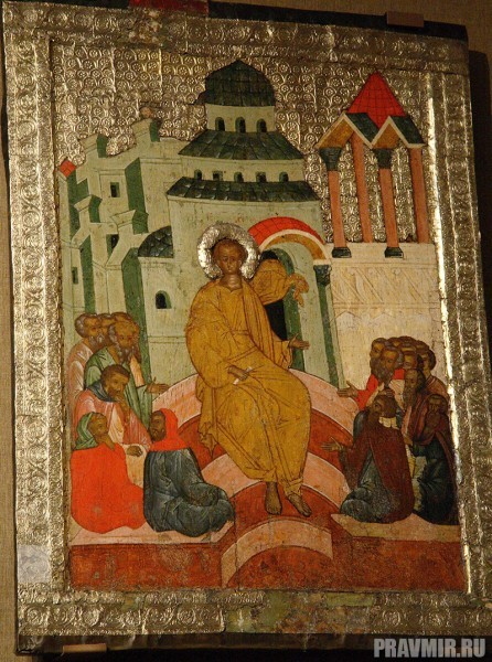 Иконостас Кирилло-Белозерского монастыря в Кремле. Фото Ксении Прониной (54)