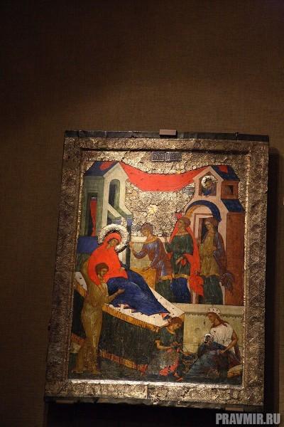 Иконостас Кирилло-Белозерского монастыря в Кремле. Фото Ксении Прониной (55)