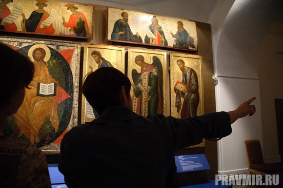 Иконостас Кирилло-Белозерского монастыря в Кремле. Фото Ксении Прониной (61)