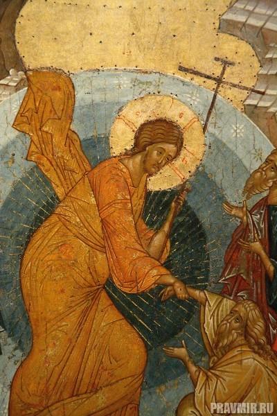 Иконостас Кирилло-Белозерского монастыря в Кремле. Фото Ксении Прониной (62)