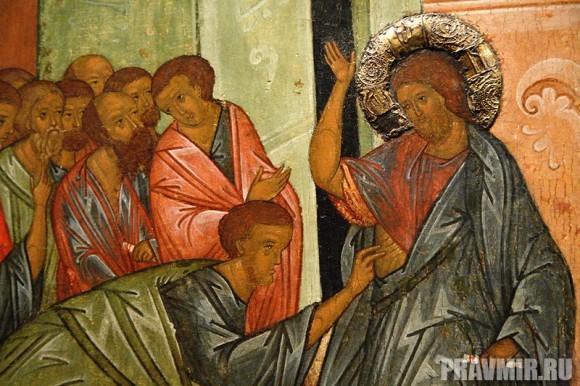Иконостас Кирилло-Белозерского монастыря в Кремле. Фото Ксении Прониной (63)