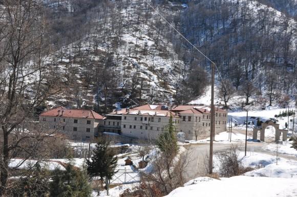 Монастырь Рождества Пресвятой Богородицы в Клисуре