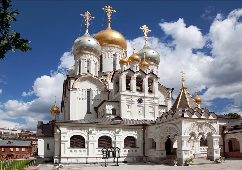 монастыри Москвы - Зачатьевский