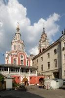 монастыри Москвы - Заиконоспасский