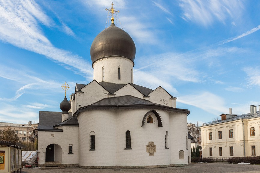 монастыри Москвы - Марфо-Мариинская обитель