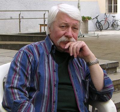Эдуард Назаров. Фото Лореты Вашковой