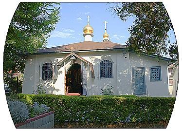 Храм Пресвятой Богородицы в Сильверлейк