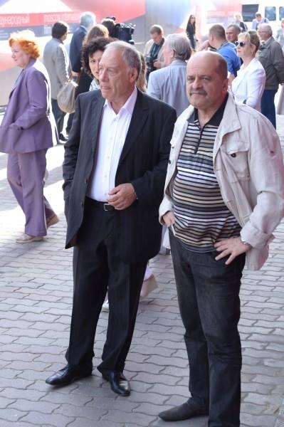 А.Прошкин и А.Миндадзе