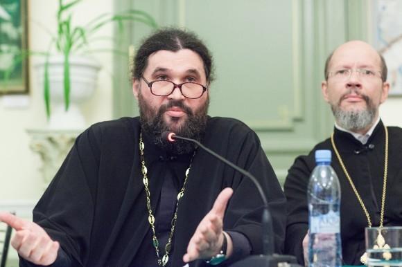 Священник Георгий Ореханов, протоиерей Николай Балашов