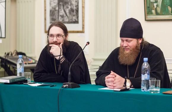 Архимандрит Савва (Тутунов) и епископ Савва (Михеев)